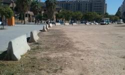 El Ayuntamiento limpia entre julio y agosto 767 solares públicos.