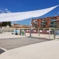El Ayuntamiento mejora el acondicionamiento del CEIP 103 con dos intervenciones solicitadas por la AMPA.