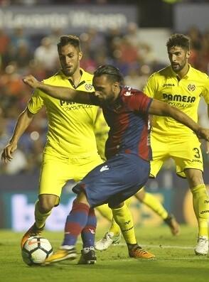 El Levante obtiene tres puntos de oro al inicio de la Liga.