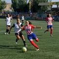 El VCF Femenino supera al Atlético de Madrid y se coloca líder del torneo