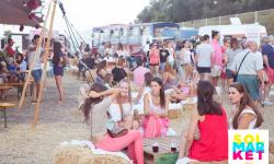 El festival de ocio SOLMARKET triplica su oferta y llega a El Puig con más de 30 foodtrucks y 20 conciertos en 6.000 m2 junto a la playa (1)