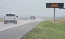 El huracán Harvey alcanza categoría 4 cerca de la costa de Texas