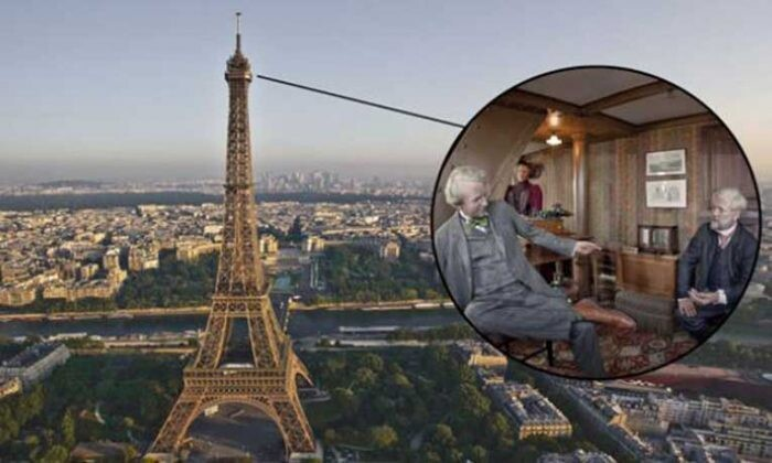 El increíble secreto que se oculta en el último piso de la Torre Eiffel (2)