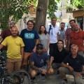 Grezzi pide más compromiso en el cumplimiento de la normativa ciclista por parte de los turistas.
