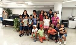 Hidraqua Santa Pola renueva su colaboración para la alimentación y mejora de las condiciones sanitarias de 30 niños saharauis.