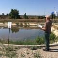 Hidraqua lanza un programa de voluntariado corporativo para la observación y análisis de aves en las depuradoras.