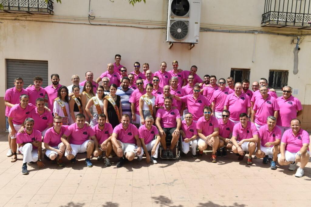 Javier Moliner participa en un acto organizado por la Asociación Cultural Taurina Cuca Manyo