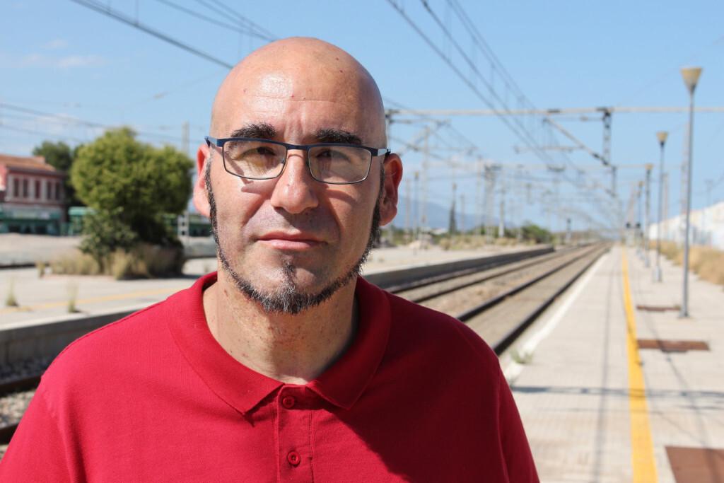 Jordi Navarrete recorda Andrés Martínez que l'extensió de la xarxa de trens és competència de Foment