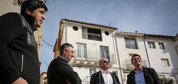 Jorge Rodríguez visita el municipio de Casas Bajas en su gira este año por el Rincón de Ademuz.