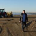 Josep Bort i el tècnic de platges Antonio Navarro_01_0