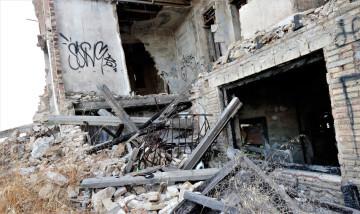La Asociación Círculo por la Defensa del Patrimonio, junto con Acr Constantí Llombart. denuncian el abandono del chalet de Garín o del Rosal de Burjassot (4)