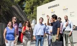 La Diputación invierte 370 euros por habitante en el Valle de Ayora en la primera parte de la legislatura.