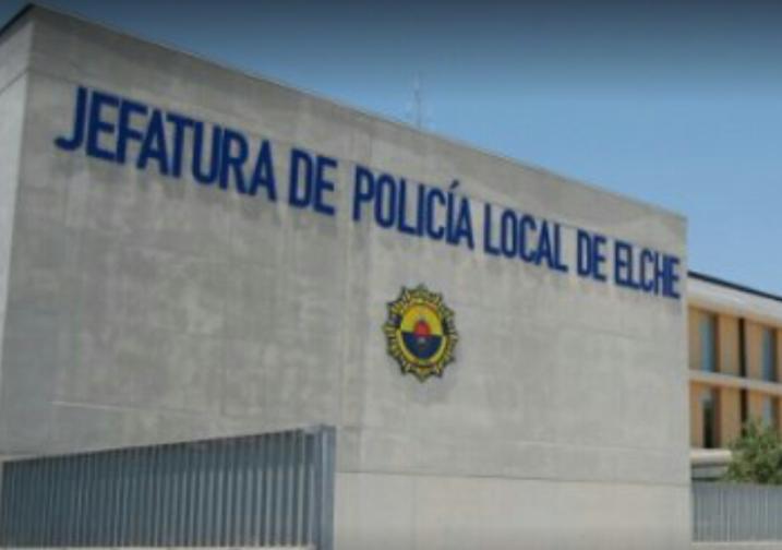 La Policía Local de Elche Buscar con Google