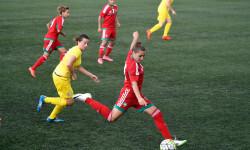 La Selección de Marruecos golea al ASPTT Albi