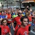 La Volta a Peu de Sant Marcel·lí i Sant Isidre estrena la modalidad de marcha a pie en su 41 edición.