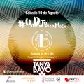 La playa de Alboraya La Patacona acoge una sesión con DJ en el local La más bonita