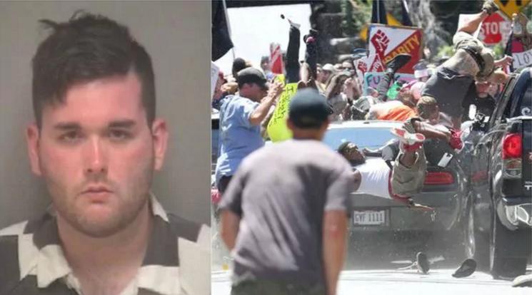 La policía capturó al hombre que embistió a una multitud en Charlottesville Infobae