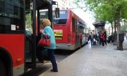 Las líneas de verano de la EMT de Valencia aumentan un 5 por ciento sus usuarios.