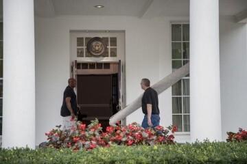 Las reformas en la Casa Blanca mientras Donald Trump está de vacacionesCasa-Blanca-remodelacion-14 (2)