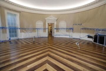 Las reformas en la Casa Blanca mientras Donald Trump está de vacacionesCasa-Blanca-remodelacion-14 (3)
