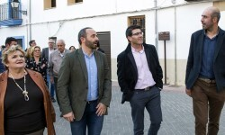 Los Serranos recibirá 1,3 millones de euros del tercer IFS de la Diputación para frenar el éxodo rural.