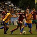 Marruecos derrota a la Selección Valenciana y roza las semifinales