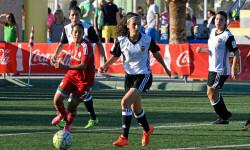 Marruecos se despide del COTIF con un triunfo ante el VCF Femenino