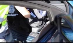 Detenido el alunicero más buscado de Madrid por su presunta implicación en más de noventa delitos
