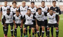 09-08-2017, Amistoso VCF Mestlla v Atletico Levante en Ciudad Deportiva VCF Paterna, Valencia.