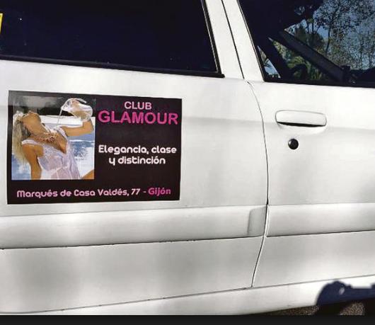 publicidad sexista en los taxis Buscar con Google