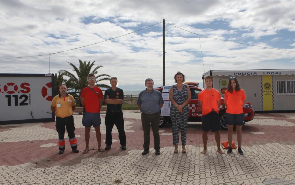 servicio municipal salvamento playas