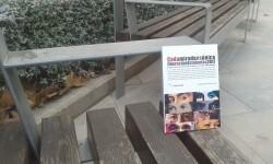 'Libro, vuela libre' comienza en el barrio de Campanar su liberación de talentos 2017.