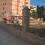 Empieza la demolición del muro que integrará el nuevo jardín de miniaturista messeguer con el parc lineal