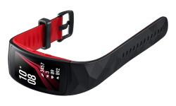 10 Gear Fit2 Pro_Red_Upside
