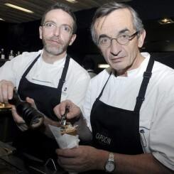 Los chefs Michel Bras y su hijo Sebastien Bras pidieron no aparecer en la Guía Michelin