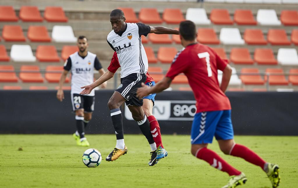 31-08-2017, Entrenamiento Valencia CF, Amistoso vs ATL Saguntino en Ciudad Deportiva VCF Paterna, Valencia.