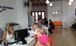 Aigües de Paterna traslada su oficina a la calle Maestro Soler.