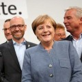Angela Merkel gana las elecciones por cuarta vez y la extrema derecha entra en el Parlamento alemán.