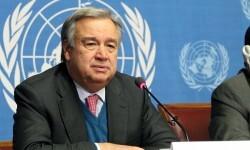 António Guterres dice que la situación en Birmania es una 'pesadilla humanitaria'.