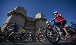 Apuesta por las dos ruedas en el XXI día de la Bicicleta.