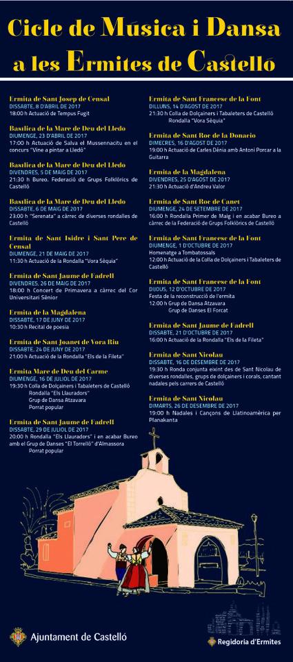 CARTEL CONCIERTOS 2016