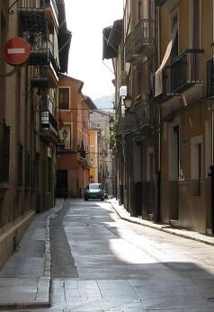 Calle de Valencia.