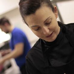 """La cocinera Chabe Soler y la enóloga María Lluch crean """"Sabores de otoño"""""""