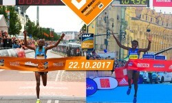 Cheroben y Jepkosgei, los más rápidos de 2017, buscarán otro récord en el Medio Maratón Valencia.
