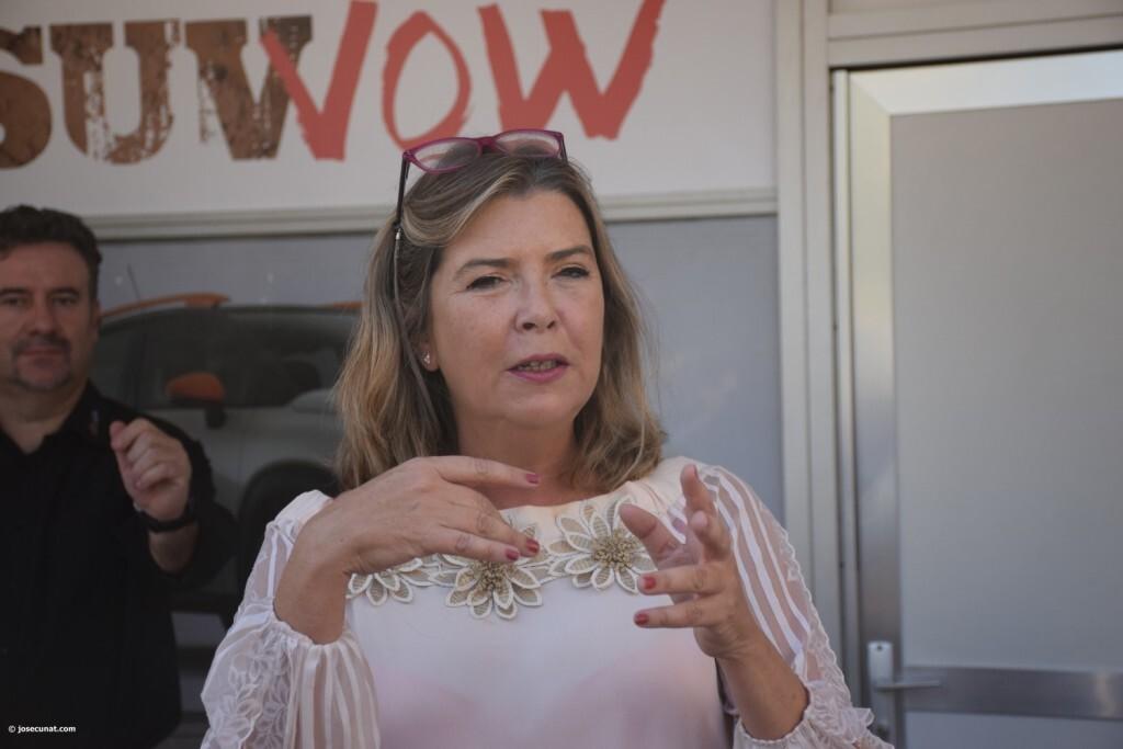 Concha Caja, directora de Comunicación de Citroën