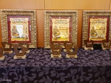 Concurso Internacional de Paellas de Sueca 2017 acto entrewga premios (1)