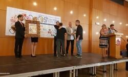 Concurso Internacional de Paellas de Sueca 2017 acto entrewga premios (14)