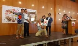 Concurso Internacional de Paellas de Sueca 2017 acto entrewga premios (20)