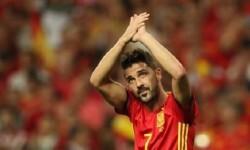 David Villa y su momento de gloria en el panorama futbolístico actual.