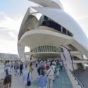 Más de 9.000 personas disfrutan de la X Jornada de Puertas Abiertas de Les Arts
